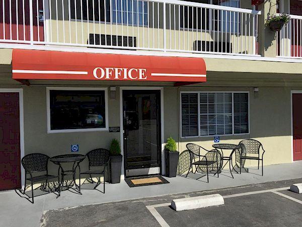 Regency Inn San Bruno/ SFO Airport